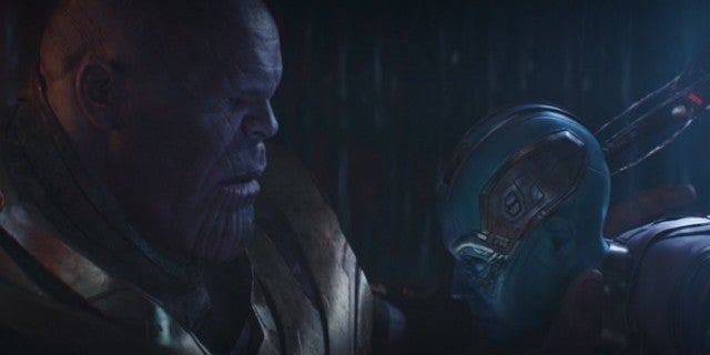 Avengers: Endgame Fan Theory Reveals Why Nebula Was Spared From Thanos' Snap