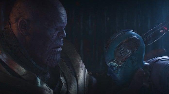 Avengers Endgame Theory Explains Why Nebula Surived Thanos Snap