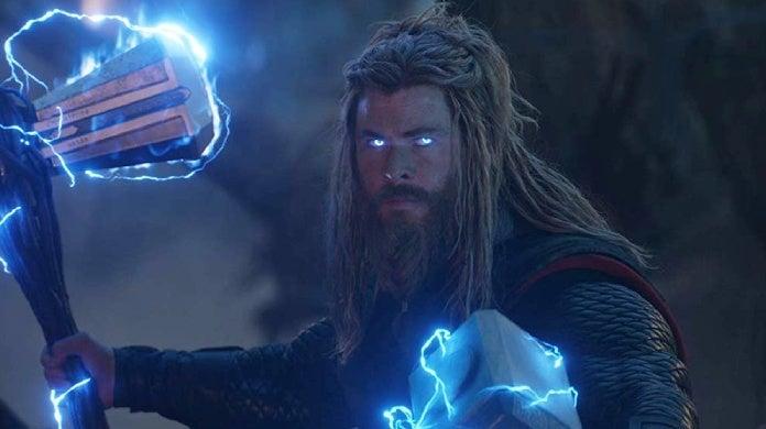 avengers endgame thor chris hemsworth