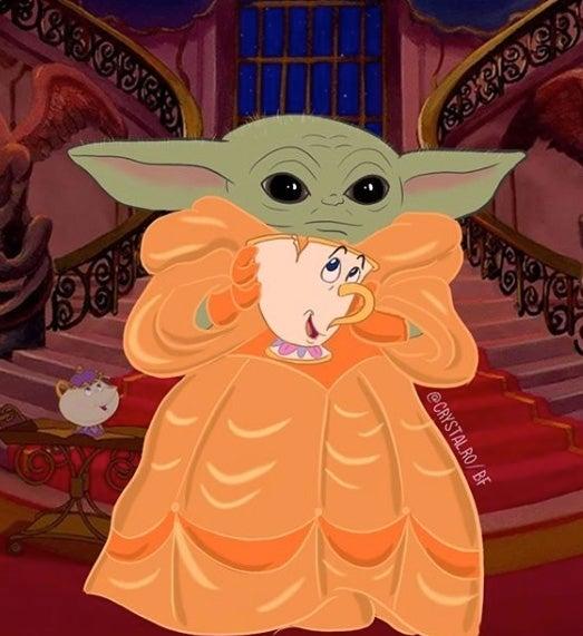 Baby-Yoda-Beauty-and-the-Beast
