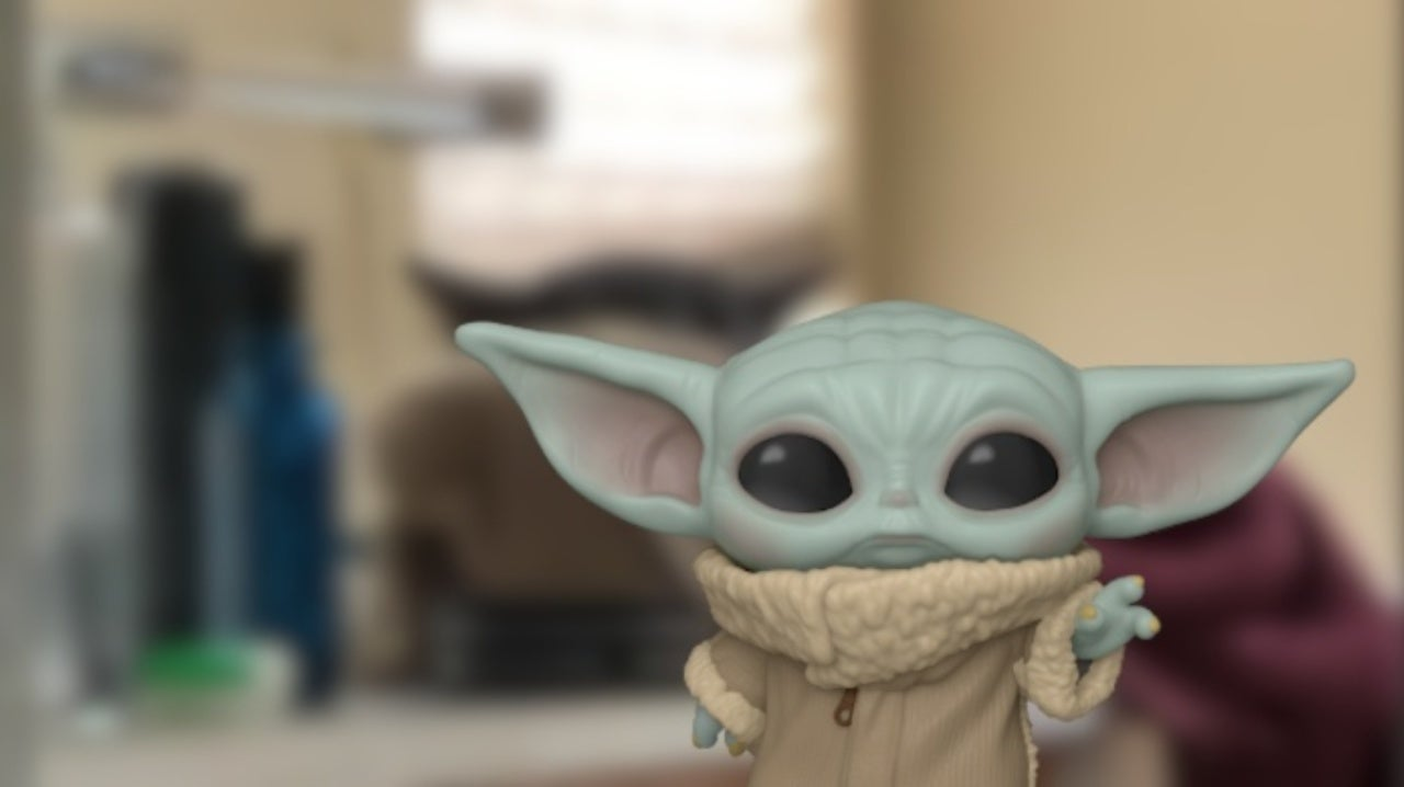 Cat That Looks Like Baby Yoda Goes Viral