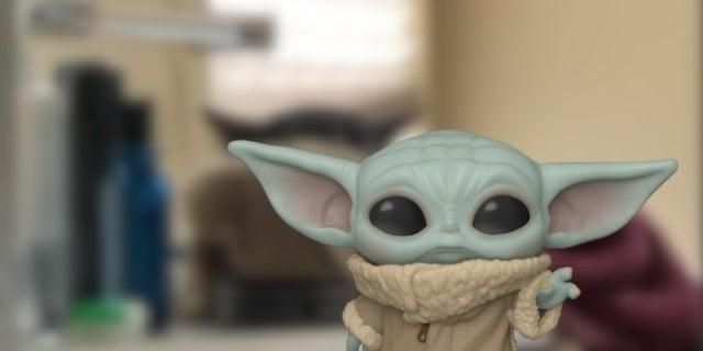 Baby Yoda Cat Goes Viral