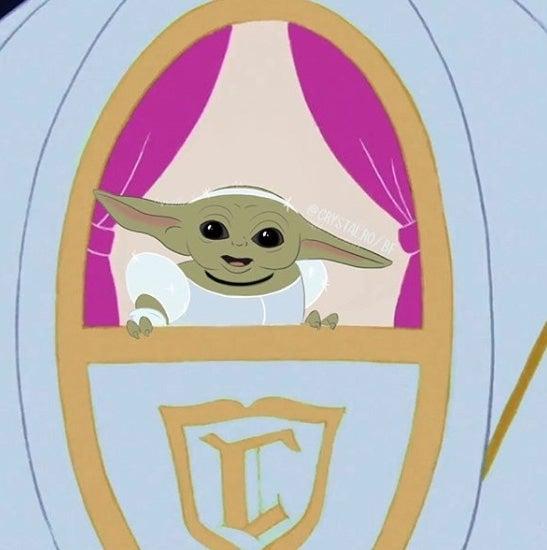 Baby-Yoda-Cinderella