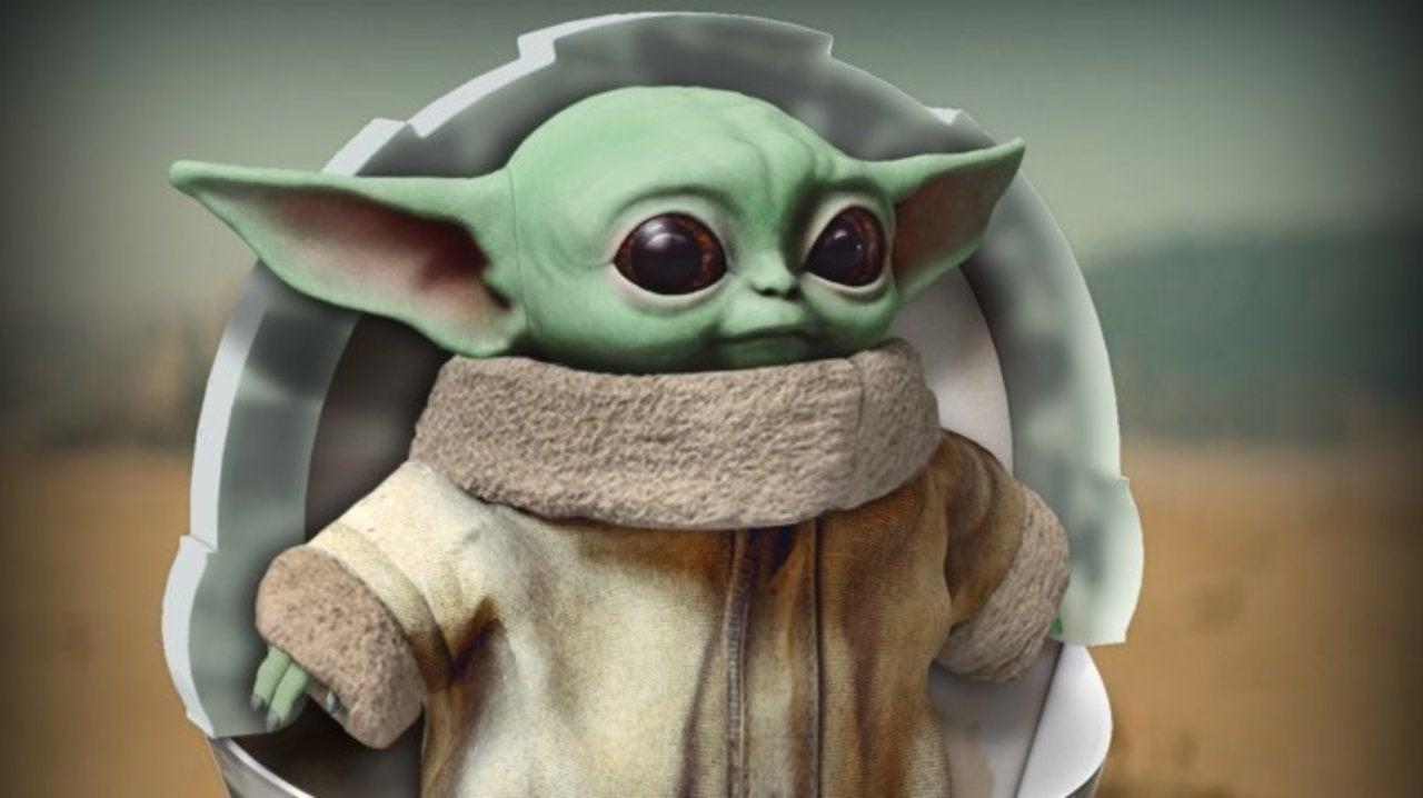 Jay Franco Star Wars The Mandalorian /'The Child/' Baby Yoda 46 x 60 Plush Throw
