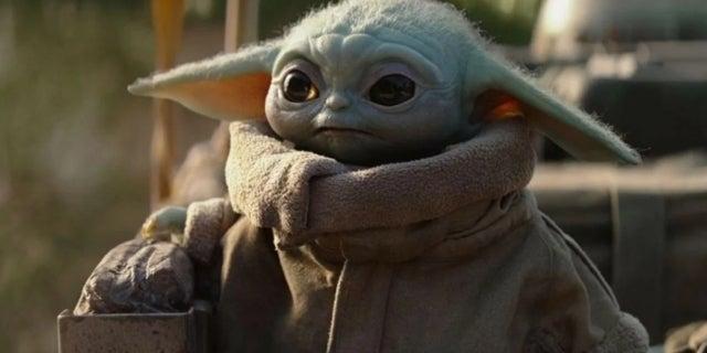 Baby Yoda Star Wars The Mandalorian