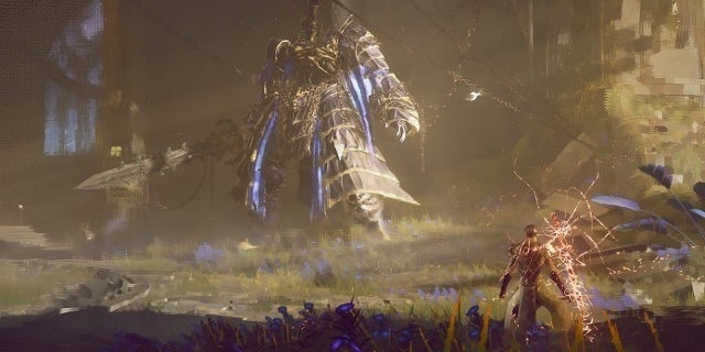 PlayStation Reveals First Babylon's Fall Gameplay