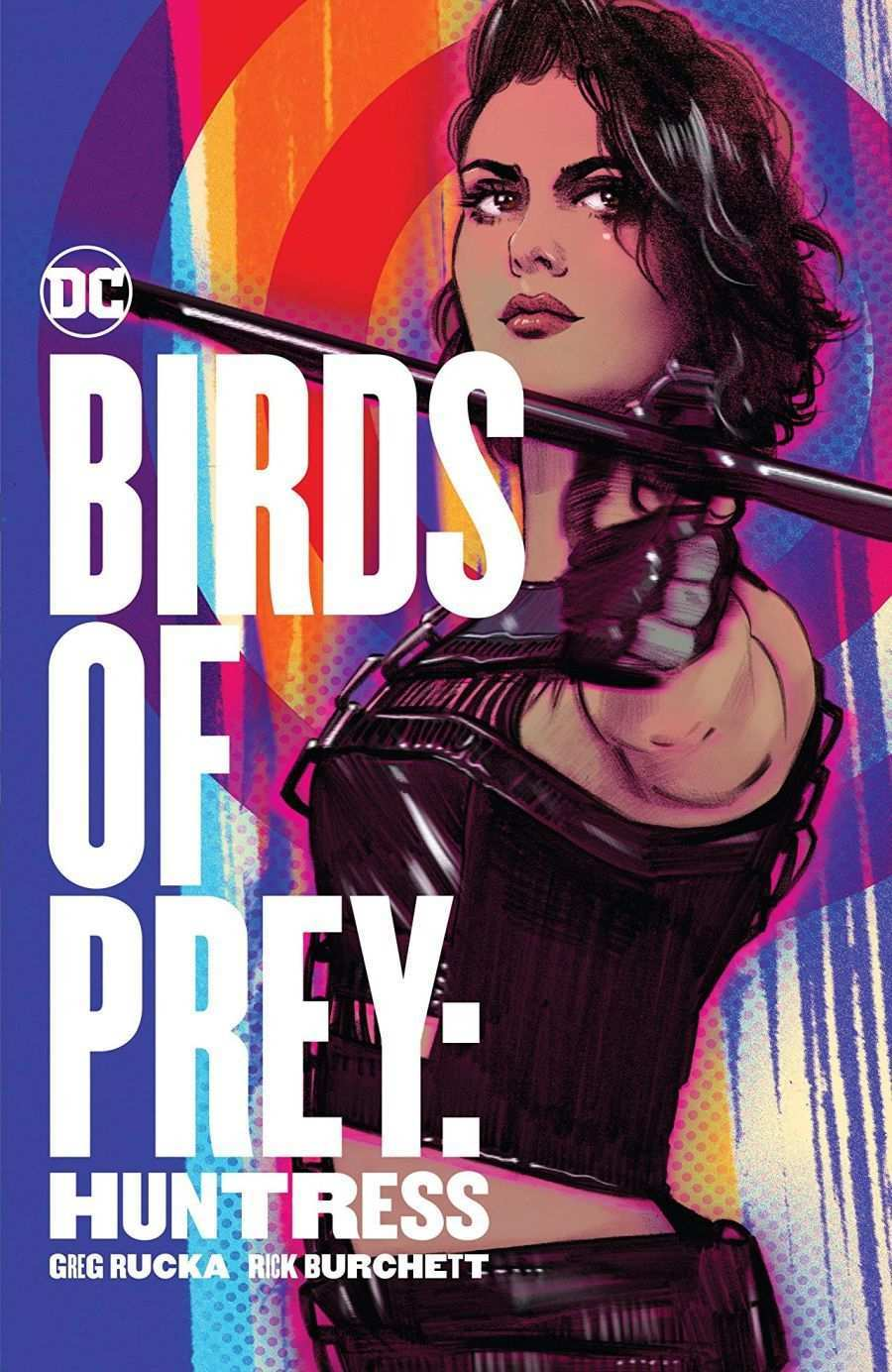 Birds of Prey Huntress