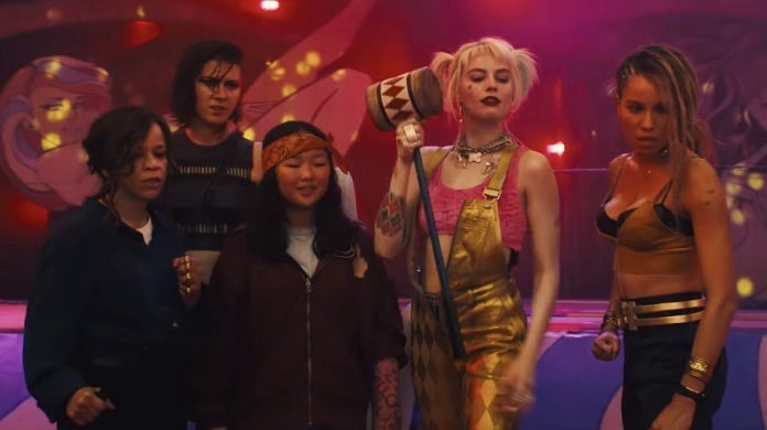 birds of prey trailer 2