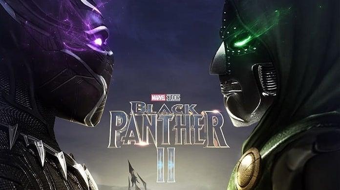 black panther 2 poster