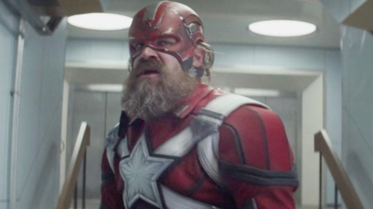 Black Widow: David Harbour Reveals How He Discovered Red Guardian Role