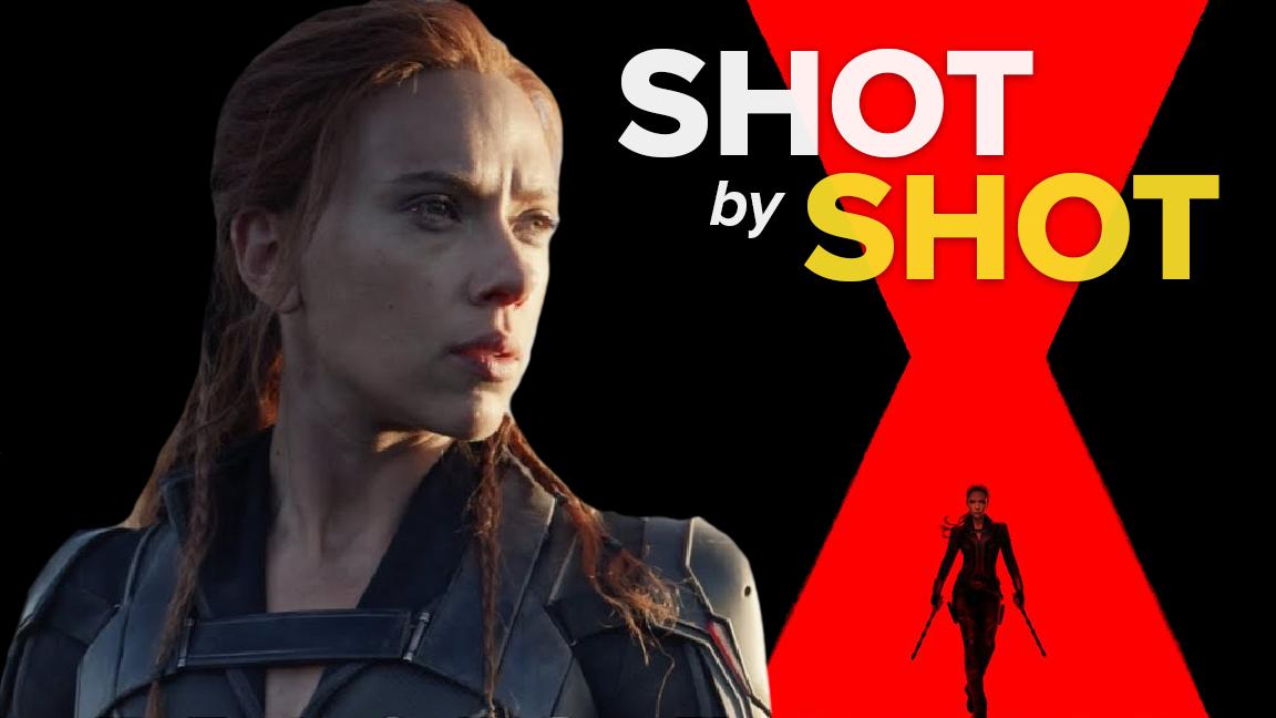 Black Widow Shot-By-Shot Trailer Breakdown screen capture