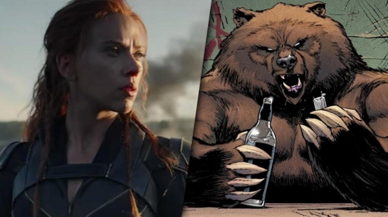 Black Widow Fan Spots Potential Ursa Major Easter Egg in Trailer