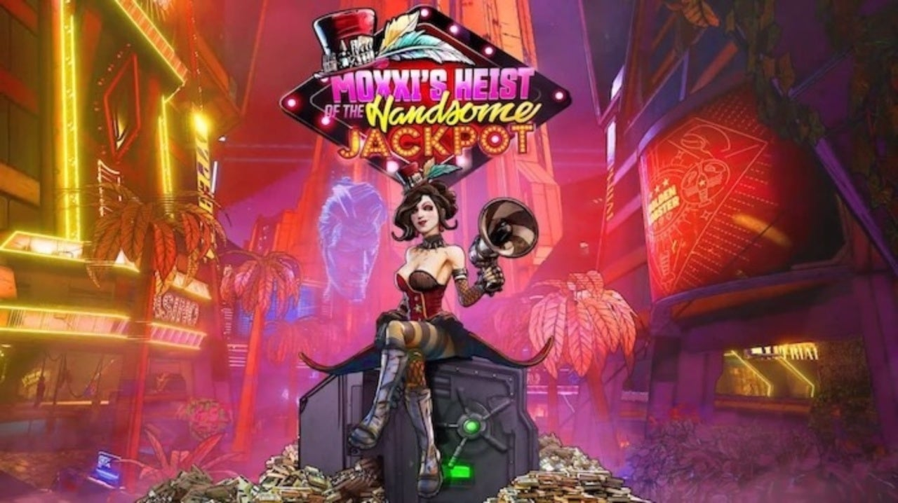 Borderlands 3 Reveals First 13 Minutes of Moxxi's Heist of the Handsome Jackpot DLC
