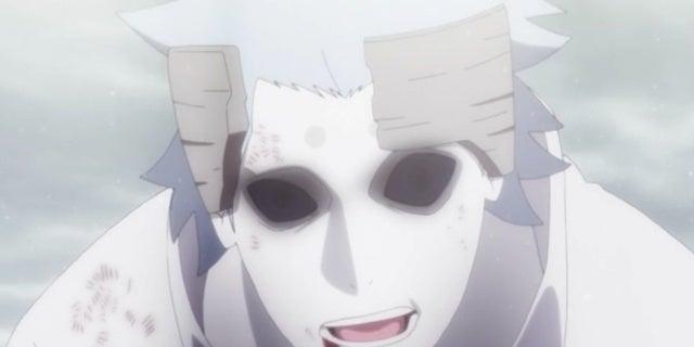 Boruto Anime 135 Urashiki Otsutsuki Final Battle Weakness