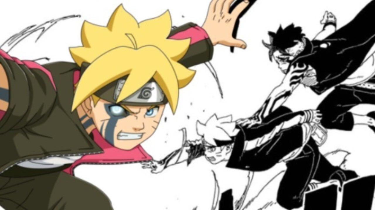 Naruto Spoilers Reveal New Boruto Transformation