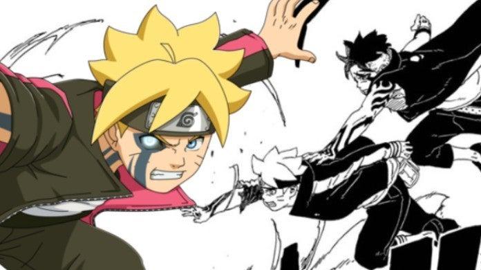Boruto Naruto Chapter 41 Rasengan Unison