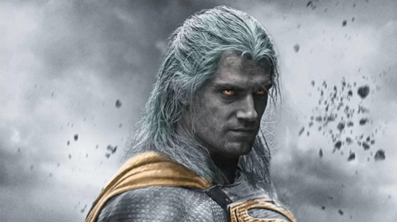 Image result for superman witcher