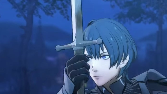 Byleth Fire Emblem Three House