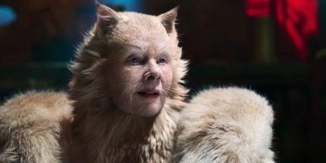 cats movie judi dench