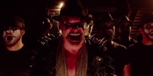 Watch: Chris Jericho Cuts a Creepy Promo for His New Japan's Wrestle Kingdom 14 Match