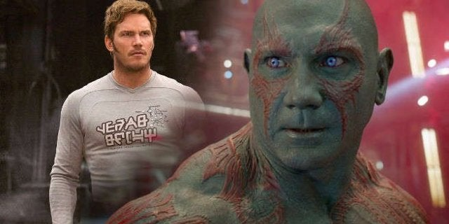 Chris Pratt Shares Heartfelt Congratulations To Guardians Of The Galaxy Co-Star Dave Bautista On WWE Hall Of Fame