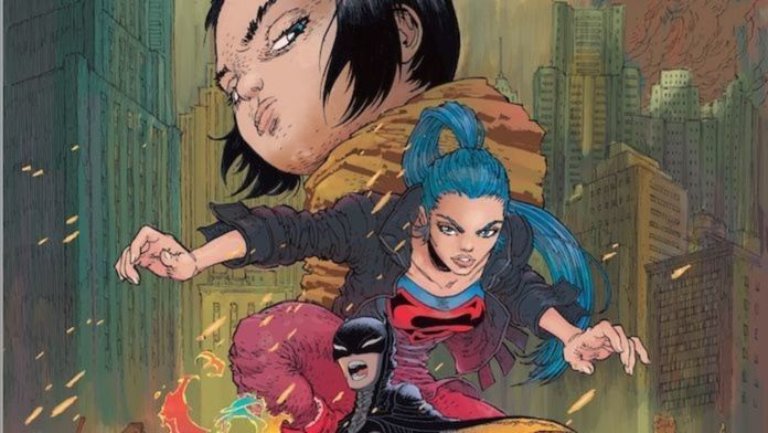Comic Reviews - Dark Knight Returns Golden Child