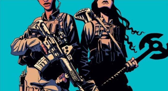 Comic Reviews - The Old Guard Force Multiplied