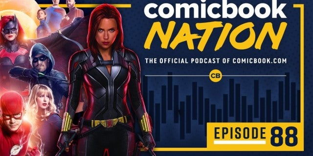 ComicBook Nation Episode 88: Marvel's Black Widow & Crisis on Infinite Earths Trailer