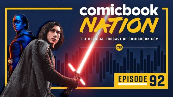 ComicBook Nation Podcast Star Wars Rise Skywalker Reviews Reactions HBO Watchmen Finale Season 2