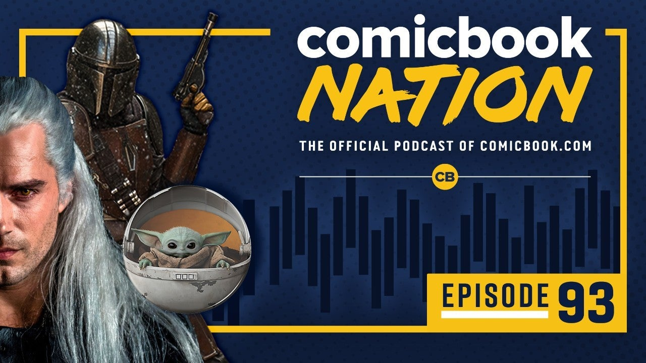 ComicBook Nation Podcast The Witcher Reviews Mandalorian 7 Spoilers Tenet Movie Trailer