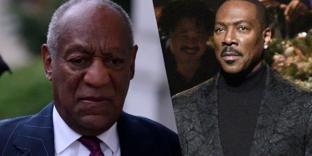 Cosby Publicist Blasts 'Hollywood Slave' Eddie Murphy For 'SNL' Jokes...