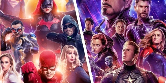 """Don't Compare """"Crisis on Infinite Earths"""" to Avengers: Endgame"""