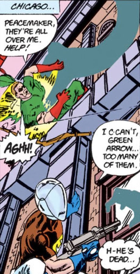 crisis-on-infinite-earths-death-of-green-arrow