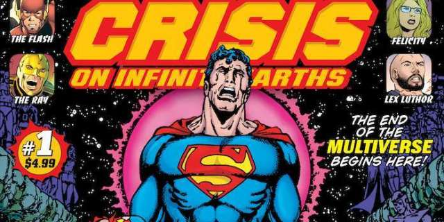 Exclusive: Marc Guggenheim and Marv Wolfman Share a First Look at Crisis On Infinite Earths Tie-In Comic