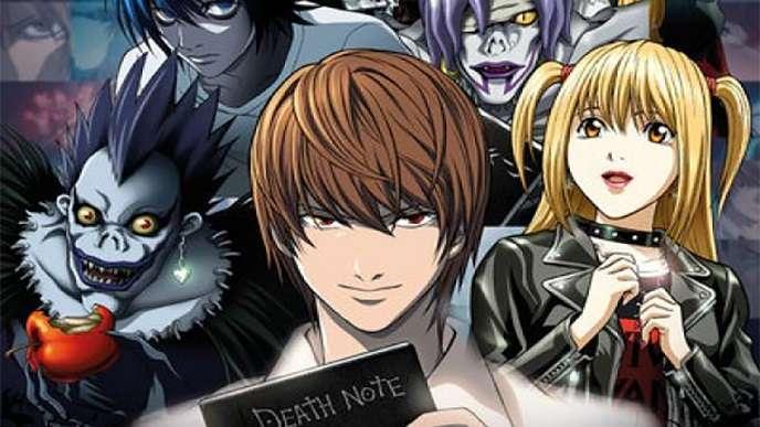 Death Note Perfume