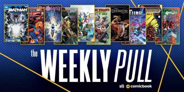 The Weekly Pull: Batman: Universe, Thor: The Worthy, Mighty Morphin Powers Rangers/Teenage Mutant Ninja Turtles, and More