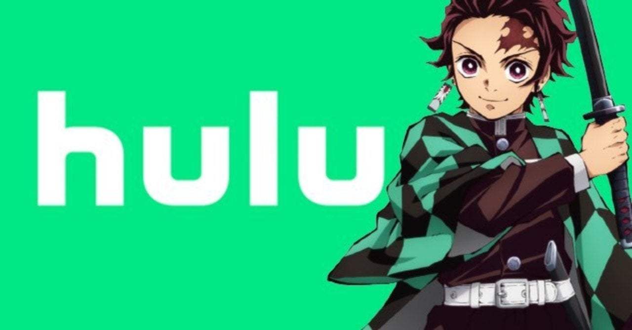 Here Are The Year's Most-Watched Anime Series on Hulu