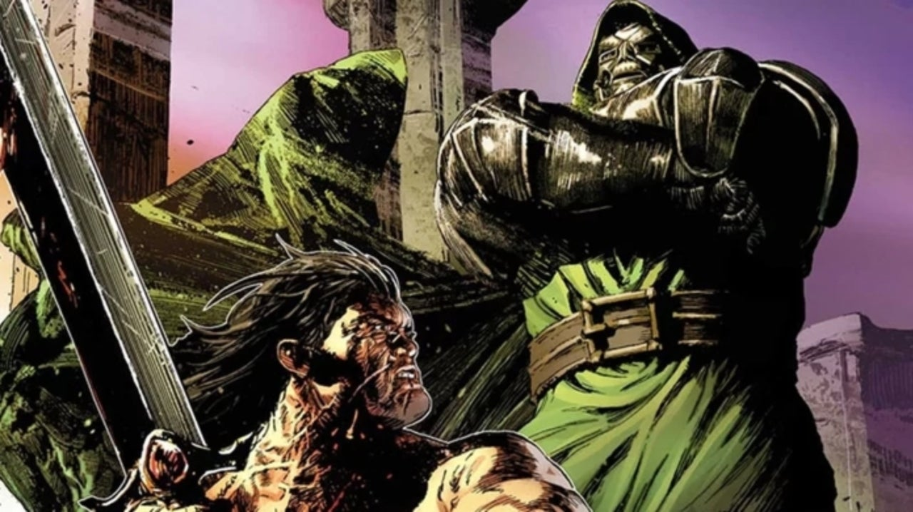 Doctor Doom Has Revealed His Face Again