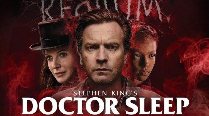 doctor sleep bluray 4k cover