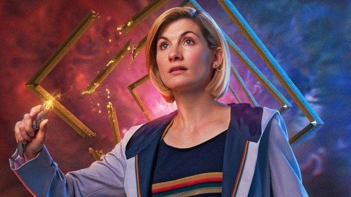 Doctor Who Thriteenth Doctor Jodie Whittaker