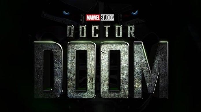 dr doom logo mcu