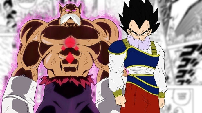 Dragon Ball Super Vegeta Yardrat Training Latent Powers God Destruction