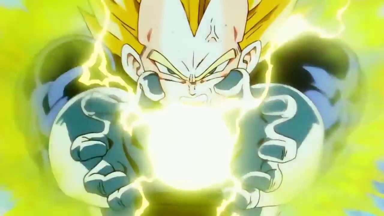 Dragon Ball Z Final Flash