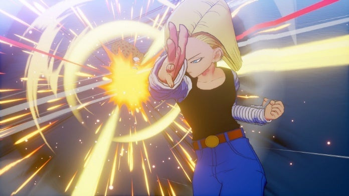dragon ball z kakarot android 18 cropped hed