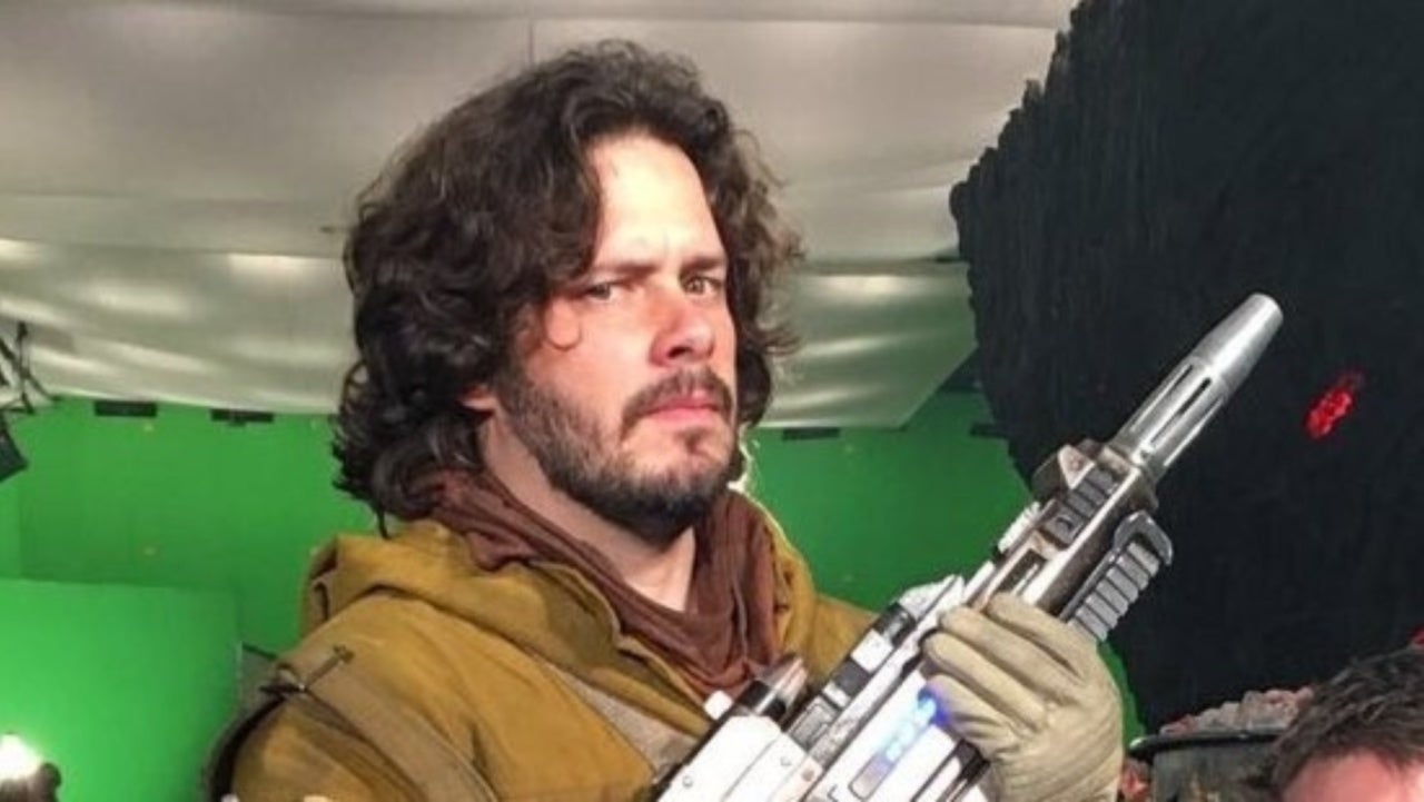 29. Edgar Wright as a Resistance Fighter in The Last Jedi.
