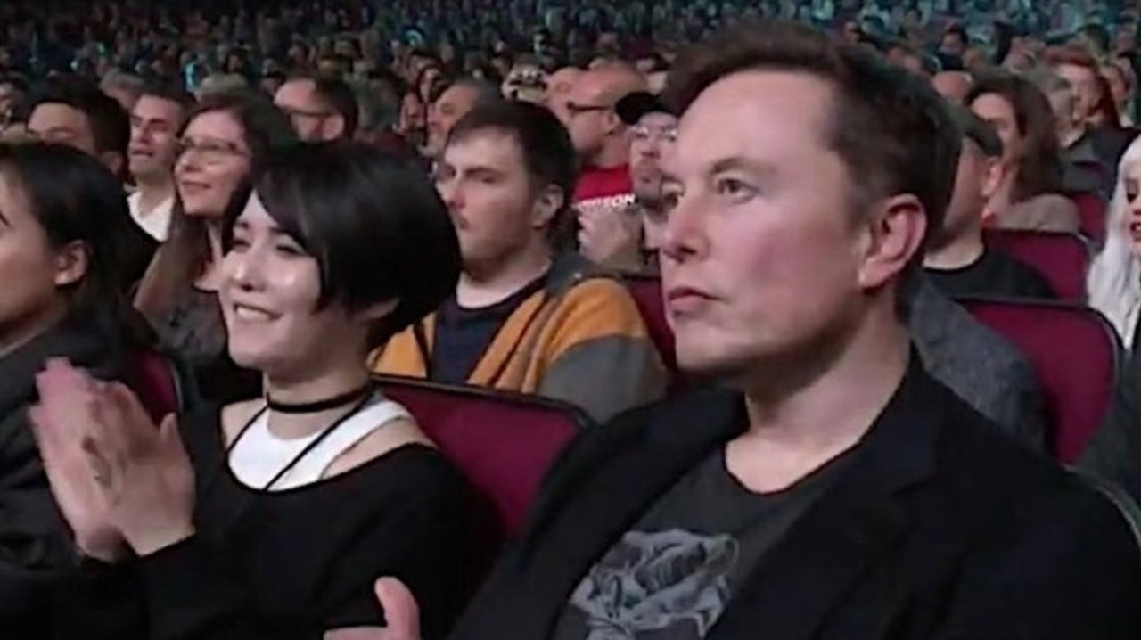 Folks Are Going Wild Over Elon Musk Sitting Next to Ikumi Nakamura at The Game Awards