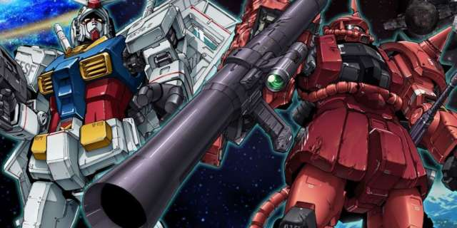 Gundam To Release New Movie On New Year's Day