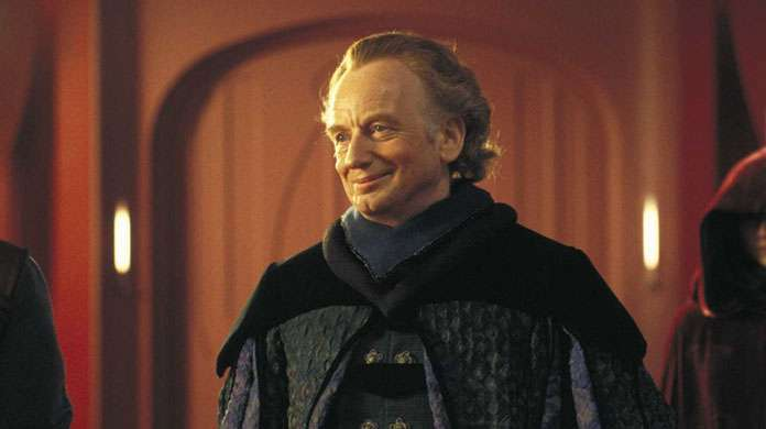 emperor palpatine phantom menace star wars
