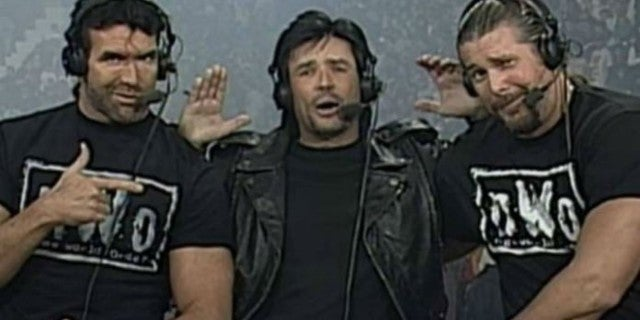 Eric Bischoff Reacts to the NWO Getting Inducted Into the WWE Hall of Fame