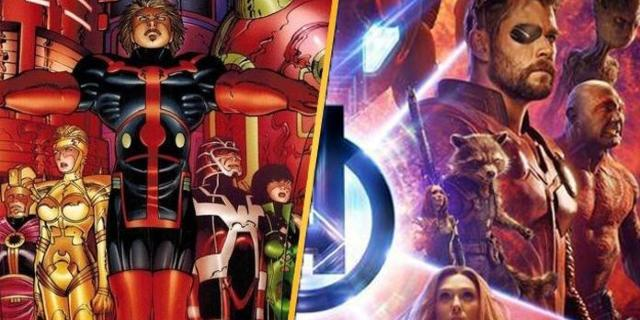 Kevin Feige Confirms the Eternals Know About the Avengers
